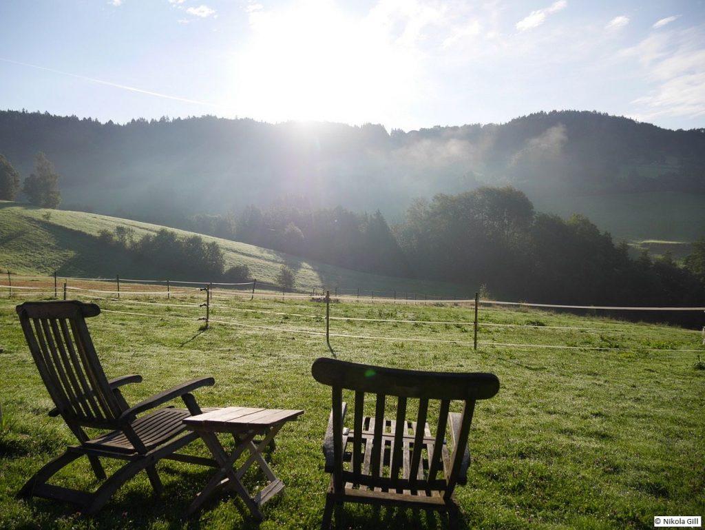 Ruhe und Idylle - Ferienhaus Alter Hof - Nationalpark Bayerischer Wald. Urlaub in Bayern.