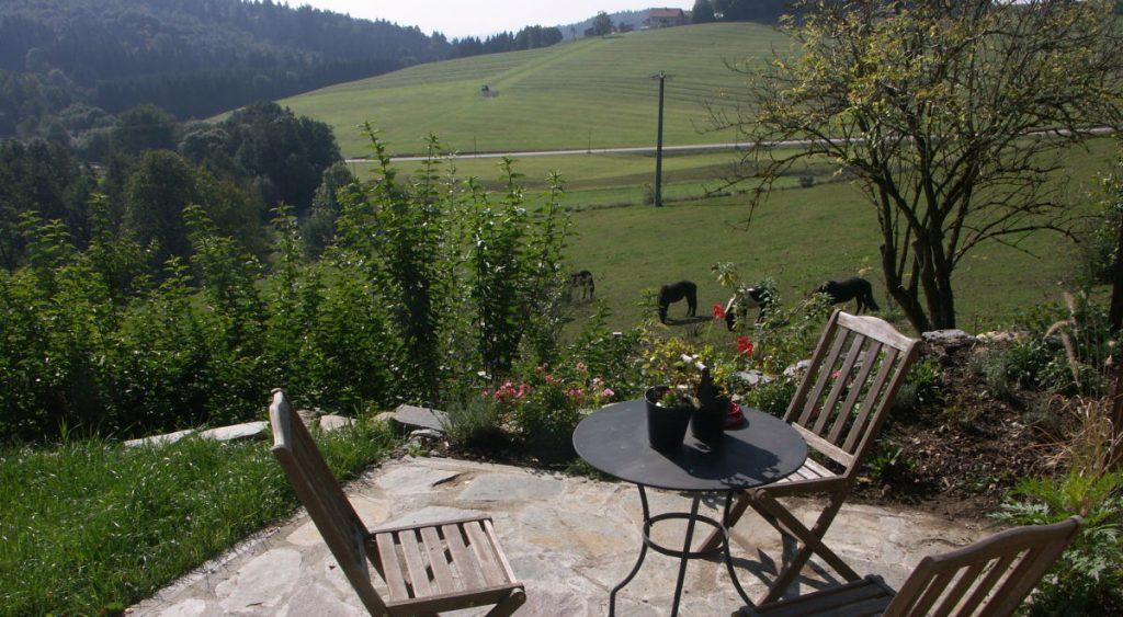 Ferienhaus Alter Hof - Nationalpark Bayerischer Wald. Urlaub in Bayern.